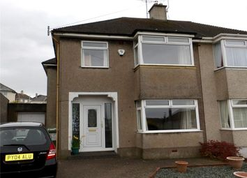 Thumbnail 3 bed semi-detached house for sale in Clifton Court, Workington, Cumbria