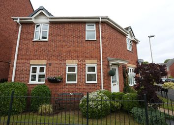 Thumbnail 3 bed detached house for sale in Century Way, Halesowen