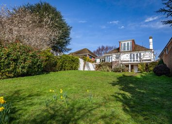 4 bed detached bungalow for sale in Redhill Drive, Brighton BN1