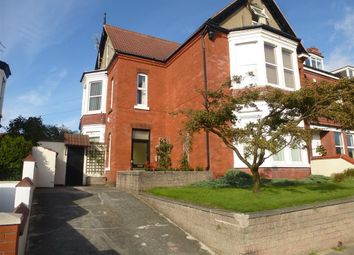 Thumbnail 1 bed flat to rent in Trinity Road, Hoylake, Wirral