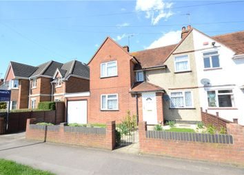 Thumbnail 3 bedroom end terrace house for sale in Whitley Wood Road, Reading, Berkshire