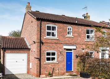 Thumbnail 3 bed semi-detached house for sale in The Orchard, Wilberfoss, York