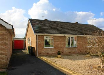 Thumbnail 2 bed semi-detached bungalow for sale in Montreal Close, Worcester