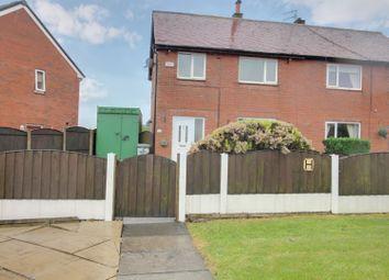 Thumbnail 3 bed semi-detached house for sale in Norfolk Close, Littleborough, Lancashire