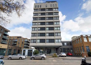 Thumbnail 2 bed flat for sale in Skyline Apartments, The Causeway, Worthing, West Sussex