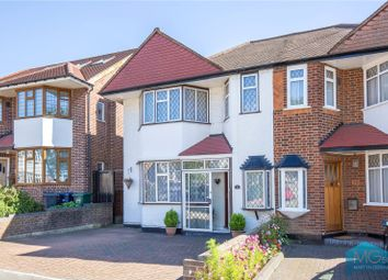 Thumbnail 3 bed semi-detached house for sale in Summit Way, Southgate, London