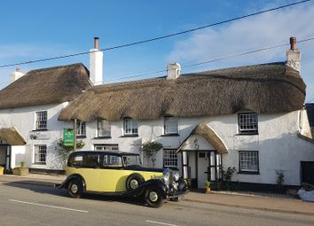 Thumbnail Pub/bar for sale in Cheriton Bishop, Exeter, Devon 6Jh