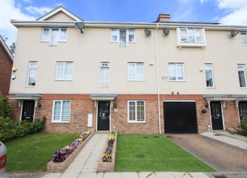 Thumbnail 4 bed town house for sale in Coleridge Drive, Ruislip