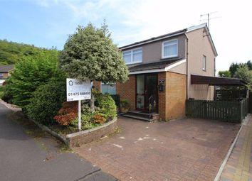 Thumbnail 3 bedroom semi-detached house for sale in Ryan Road, Wemyss Bay, Renfrewshire