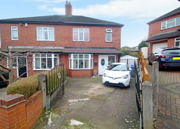 Colindene Grove, Penkhull, Stoke-On-Trent ST4. 3 bed semi-detached house for sale