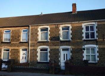 Thumbnail 4 bed terraced house to rent in New Road, Neath Abbey, Neath .