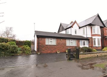 Thumbnail 4 bed detached house for sale in Manora Road, Northwich