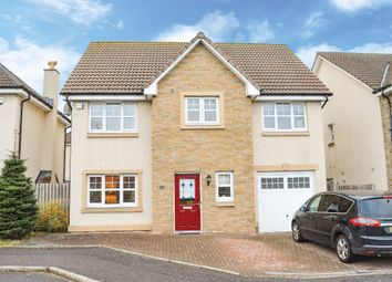 Thumbnail 4 bed detached house for sale in Melville Crescent, Larbert, Falkirk