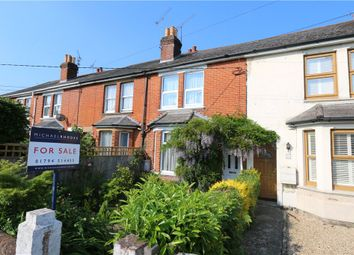 3 bed terraced house for sale in Botley Road, Romsey, Hampshire SO51