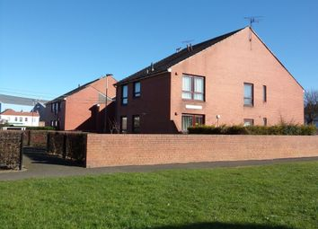 Thumbnail 1 bed flat to rent in Athlone Court, Blyth