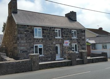 Thumbnail 3 bed cottage for sale in St. Davids Road, Letterston, Haverfordwest