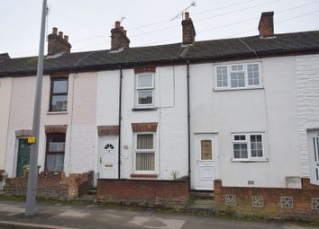 Thumbnail 2 bedroom terraced house for sale in Victoria Road, Bletchley, Milton Keynes