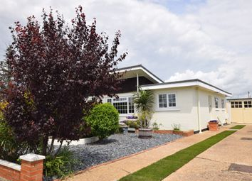 Thumbnail 2 bedroom bungalow for sale in Sunset Close, Pevensey Bay