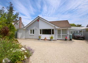 Thumbnail 4 bed detached bungalow for sale in Broad Lane, Lymington, Hampshire