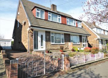 Thumbnail 3 bed semi-detached house for sale in Binsted Avenue, Sheffield