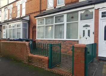Thumbnail 4 bed terraced house for sale in Esme Road, Sparkhill, Birmingham