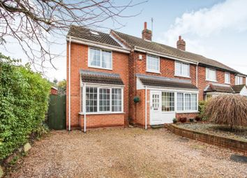 Thumbnail 5 bed semi-detached house for sale in The Oval, Brough