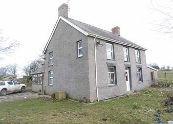 Thumbnail 5 bed farm for sale in Sarnau, Llandysul
