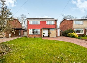 Thumbnail 4 bed detached house for sale in Windsor Road, Carlton-In-Lindrick, Worksop