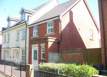 Thumbnail 3 bed property to rent in The Inclosures, Weston-Super-Mare