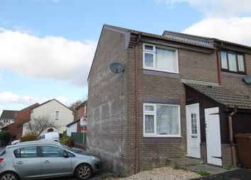 Thumbnail 2 bed end terrace house for sale in Barn Close, Woodlands, Ivybridge