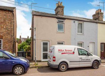 Thumbnail End terrace house for sale in Stowmarket, Suffolk