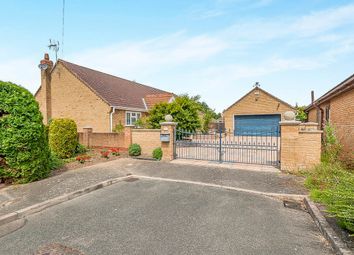 Thumbnail 4 bed detached bungalow for sale in Kingsway, Wisbech
