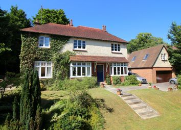 Thumbnail 5 bed detached house for sale in Tichborne Down, Alresford