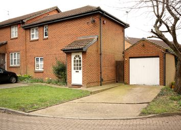 Thumbnail 3 bedroom semi-detached house to rent in Clover Court, Woking
