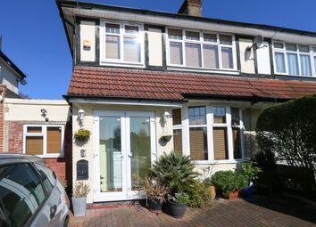 Thumbnail 4 bedroom semi-detached house for sale in Elmstead Avenue, Preston Road, Wembley