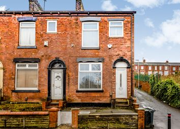 Thumbnail 3 bed end terrace house for sale in Huddersfield Road, Oldham