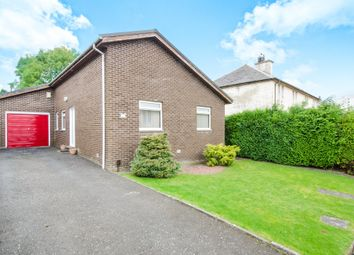 Thumbnail 3 bed detached bungalow for sale in Quarry Avenue, Cambuslang, Glasgow