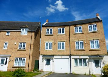 Thumbnail 3 bedroom town house to rent in Higney Road, Hampton Vale, Peterborough