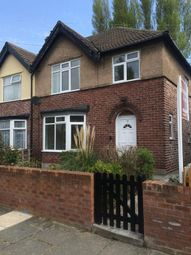 3 bed semi-detached house to rent in Millersdale Road, Mossley Hill, Liverpool L18