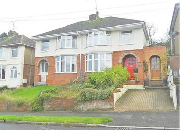 Thumbnail 3 bed semi-detached house for sale in Grosvenor Road, Swindon