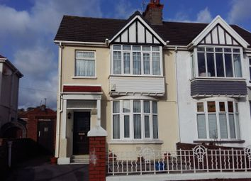 Thumbnail 3 bed semi-detached house for sale in Stradey Park Avenue, Llanelli