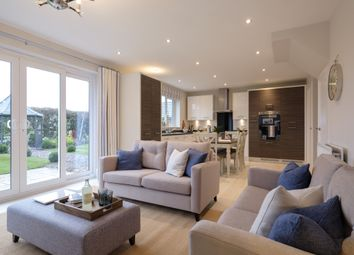 Thumbnail 4 bed detached house for sale in Plot 146 & 163 The Cambridge, St Andrew's Road, Warminster