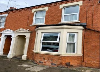 Thumbnail 3 bed terraced house to rent in Garrick Road, Northampton