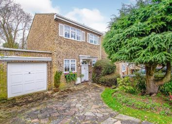 Darley Close, Shirley, Croydon, Surrey CR0. 3 bed detached house for sale