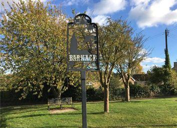 Thumbnail 4 bed detached house for sale in Barnack, Barnack, Stamford