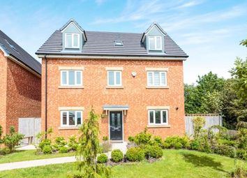 Thumbnail 4 bedroom detached house for sale in Paddock Close, Blackpool, Lancashire, .
