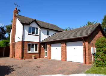 Thumbnail 4 bed detached house for sale in Maes Yr Hebog, Penrhyn Bay, Llandudno