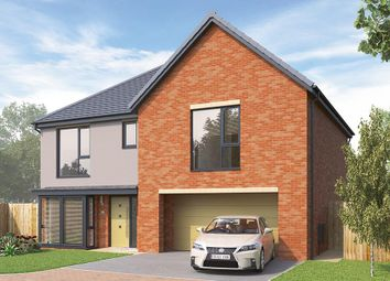 "Thumbnail 5 bed detached house for sale in ""The Chesham"" at Cherry Wood Way, Waverley, Rotherham"