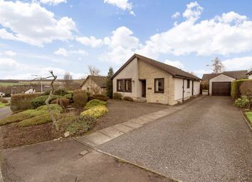 Thumbnail 3 bedroom detached bungalow for sale in Watts Gardens, Cupar, Fife