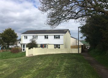 Thumbnail 3 bed semi-detached house for sale in Kerensa Green, Falmouth